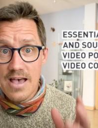 Video Blog: Técnicas Esenciales de Luz y Sonido