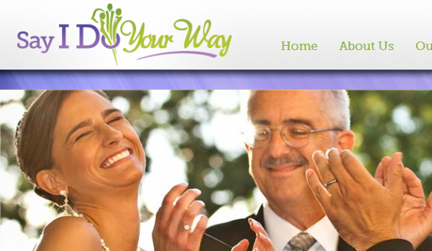 """Say """"I Do"""" Your Way"""